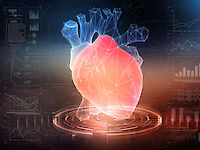 Artificial intelligence is revolutionizing how the therapy is guided in CHD.
