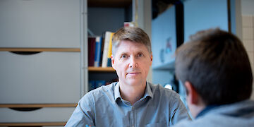 Der Kinderkardiologe Dr. med. Arnulf Boysen aus Karlsruhe, Nationales Register | Karolina Sobel
